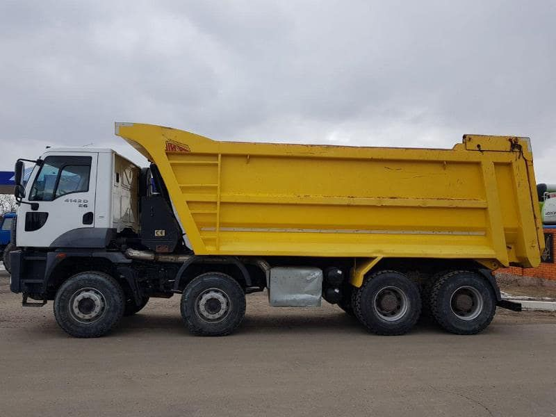 Ford Cargo 4142
